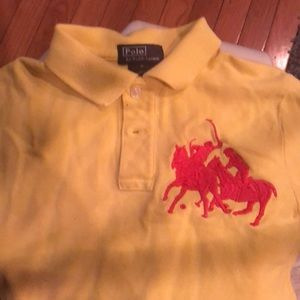 Other - Youth size 6 polo shirt.